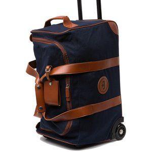 PETER MILLAR Crown NEW Canvas Roller Bag -…